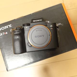 ソニー(SONY)のSONY α7R III ILCE-7RM3 ボディ (ミラーレス一眼)
