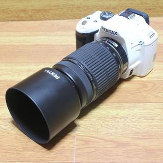 ペンタックス(PENTAX)の⭐️初心者にオススメ⭐️PENTAX K-x DAL55-300mmSET(デジタル一眼)