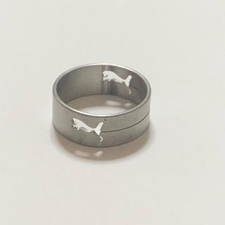 プーマ(PUMA)のプーマ指輪 puma ステンレスリング 15号(リング(指輪))