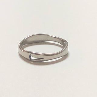 ナイキ(NIKE)のナイキ指輪 nike ステンレスリング 24号(リング(指輪))