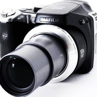 ★スナップ〜スポーツ観戦&Wifiスマホ転送★富士フイルム S8000(コンパクトデジタルカメラ)