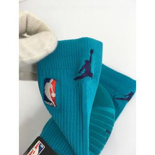 ナイキ(NIKE)の新品 NIKE ナイキ NBA ジョーダンソックス size 25~27cm(ソックス)