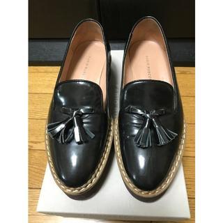 ファビオルスコーニ(FABIO RUSCONI)のファビオルスコーニ タッセル ローファー 36 中村アン(ローファー/革靴)