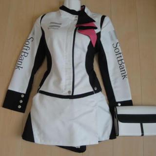 ソフトバンク(Softbank)のソフトバンク キャンギャル ユニフォーム制服 4点セット(衣装)