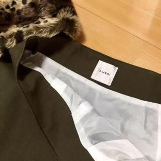 アメリヴィンテージ(Ameri VINTAGE)のAmeri Vintage ドッキングスカート(ひざ丈スカート)