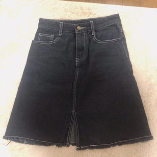 ゴゴシング(GOGOSING)のgogosing 台形スカート(ひざ丈スカート)