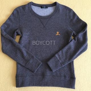 BOYCOTT - BOYCOTT メンズ ニット セーター