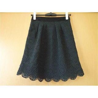 アプワイザーリッシェ(Apuweiser-riche)のジャスグリッティー☆可愛らしいスカート(ひざ丈スカート)
