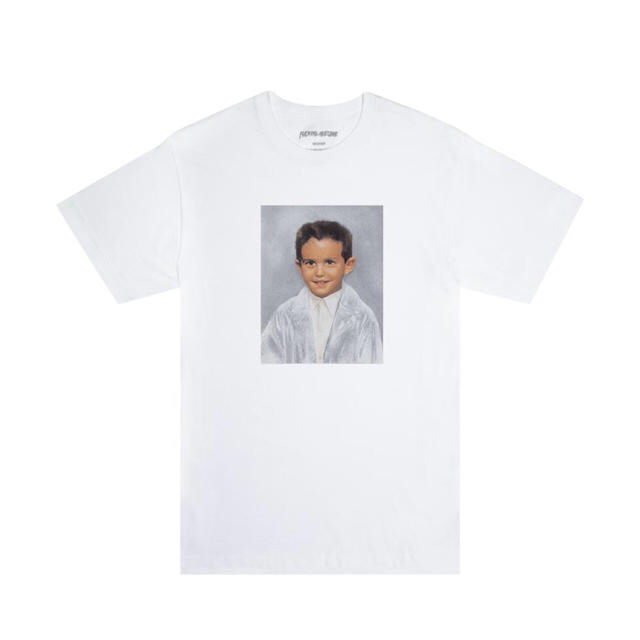 FCKING AWESOME Dylan Rieder Portait Tee Shirt T White Shirt Supreme ALL SIZES!!