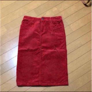 ヌール(noue-rue)のヌール スカート (ひざ丈スカート)