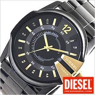 ディーゼル マスターチーフ 腕時計