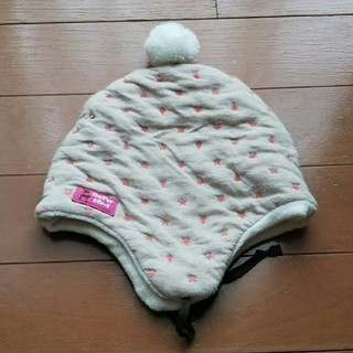 アンパサンド(ampersand)の帽子  46㎝  女の子  アンパサンド(帽子)