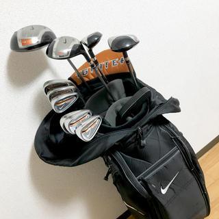 ナイキ(NIKE)の【yuuki様】ナイキ イグナイト ゴルフクラブセット(バッグ付き)(クラブ)