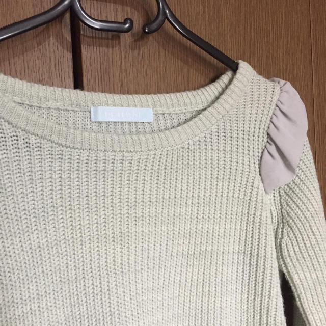 DE TER NL(デターナル)のニット レディースのトップス(ニット/セーター)の商品写真