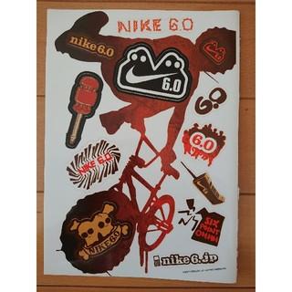 ナイキ(NIKE)のNIKE 6.0 ステッカー(ステッカー)