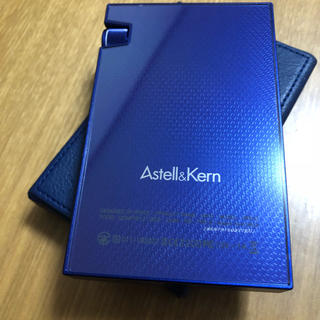 アイリバー(iriver)の[イヤホンと購入で五千円引き]Astell&kern AK70 TrueBlue(ポータブルプレーヤー)