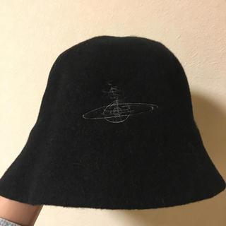ヴィヴィアンウエストウッド(Vivienne Westwood)のVivienne Westwood ウール帽子(ニット帽/ビーニー)