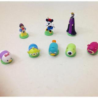 ディズニー(Disney)のチョコエッグ ディズニー 8個セット フィギュア(アニメ/ゲーム)