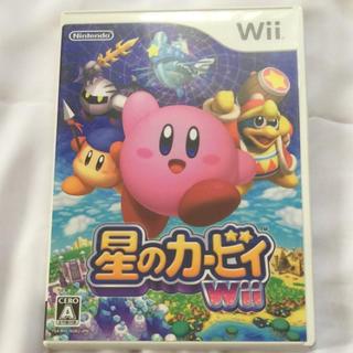 ウィー(Wii)の星のカービィ Wii(家庭用ゲームソフト)