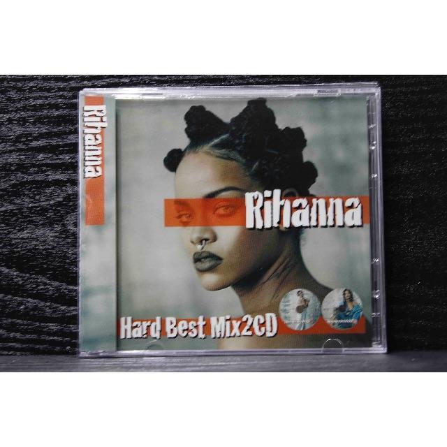 Rihanna リアーナ 豪華2枚組44曲 最強 Best Hard MixCD エンタメ/ホビーのCD(R&B/ソウル)の商品写真