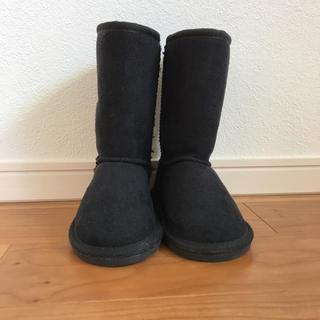 シマムラ(しまむら)のしまむら ムートン ブーツ 16cm(ブーツ)