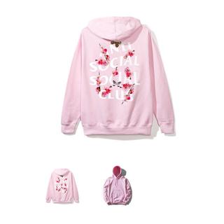 アンチ(ANTI)のAnti social social club hoodie Mサイズ(パーカー)