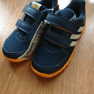 アディダス(adidas)のadidas スニーカー 18センチ(スニーカー)
