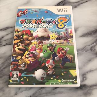 ウィー(Wii)のWii マリオパーティ8(家庭用ゲームソフト)