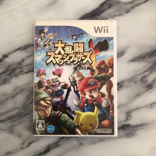 ウィー(Wii)のWii 大乱闘スマッシュブラザーズ エックス(家庭用ゲームソフト)