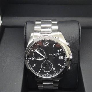 ハミルトン(Hamilton)のHAMILTONハミルトンカーキパイロットパイオニアクロノ(腕時計(アナログ))