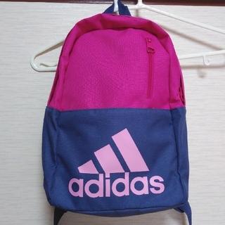 アディダス(adidas)の【美品】アディダス キッズリュック(リュックサック)