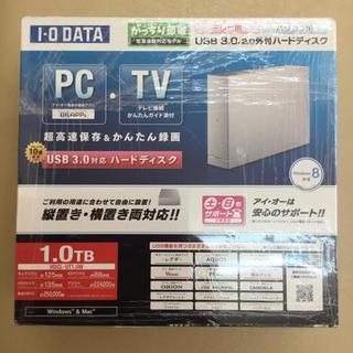 アイオーデータ(IODATA)の新品  IODATE. 外付けハードディスク (その他)