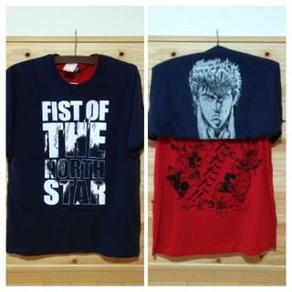 しまむら - 北斗の拳イチゴ味★LLサイズ☆ケンシロウ変身Tシャツ・タンクトップセット