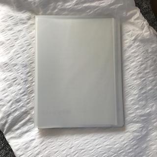 ムジルシリョウヒン(MUJI (無印良品))のポリプロピレンソフトクリアフィルムホルダー (ファイル/バインダー)