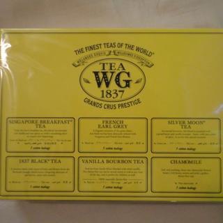 【新品未開封】TWG ティーバッグ 詰め合わせ セット 6種×5パック 計30個(茶)