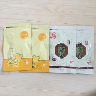 ティーライフ(Tea Life)のオードリー様専用 メタボメ茶4個×2 ダイエットプーアール茶4個×2(健康茶)