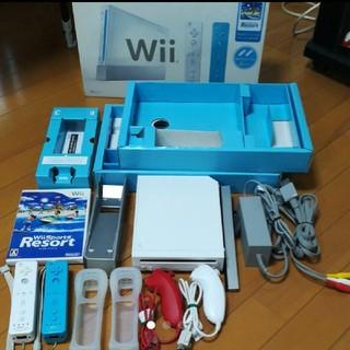 Wii - ニンテンドウ wii スポーツリゾート セット+おまけ