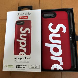 シュプリーム(Supreme)のヤス様専用 supreme mophie plus juice pack air(iPhoneケース)