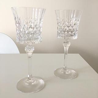 クリスタルダルク(Cristal D'Arques)のクリスタルダルク  ワイン ペア(グラス/カップ)
