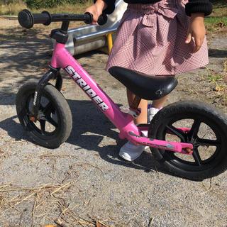 ストライダ(STRIDA)のストライダー ピンク(自転車)