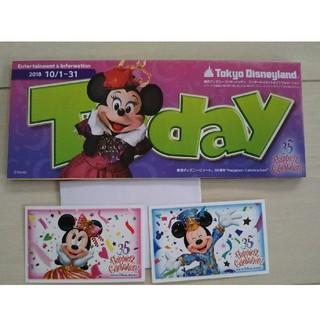 ディズニー(Disney)の【ディズニー】チケット使用済み(遊園地/テーマパーク)