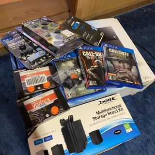 PlayStation4 - PS4ほ本体 call of duty ww2 bo3 iw フリークセット