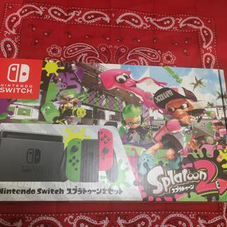 Nintendo Switch - switch スプラトゥーン同梱版