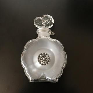 アンティーク調   ガラス製 香水瓶(ガラス)