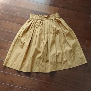 ムジルシリョウヒン(MUJI (無印良品))の無印良品☕秋色スカート🍁(ひざ丈スカート)