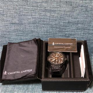 アヴァランチ(AVALANCHE)のクリスタルカーター CRYSTAL CARTER 時計 アヴァランチ(腕時計(アナログ))