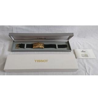ティソ(TISSOT)の未使用 TISSOT ティソ バナナ ウォッチ プリンス ヘリテージ 初代復刻(腕時計(アナログ))
