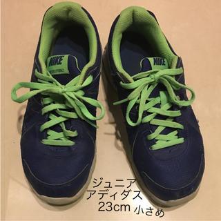 アディダス(adidas)のアディダス ジュニア 23cm(スニーカー)