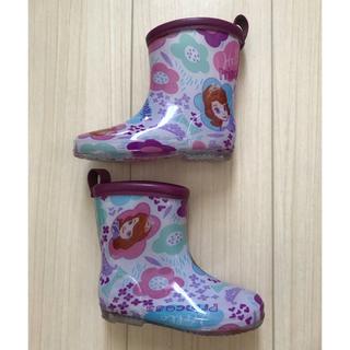 Disney - 15㎝☆ディズニープリンセス 長靴 レインブーツ