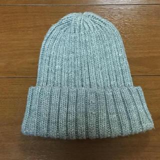ジーユー(GU)の帽子(ニット帽/ビーニー)